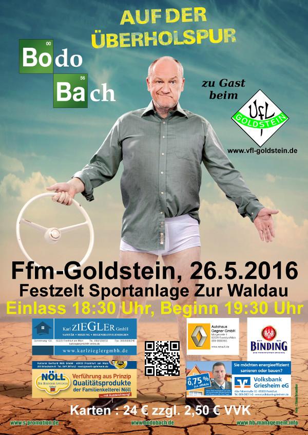 Bodo Bach - Auf der Überholspur